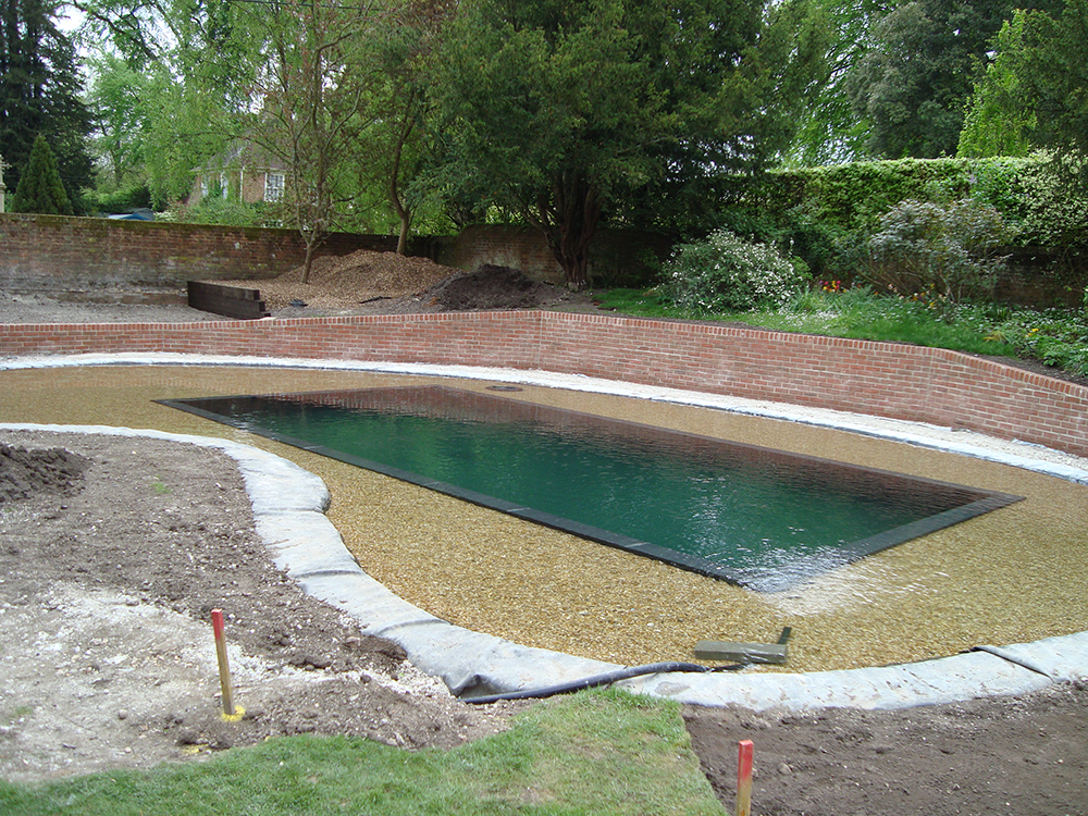 Natural swimming pools warwickshire swimming pond design - Natural swimming pool design ...