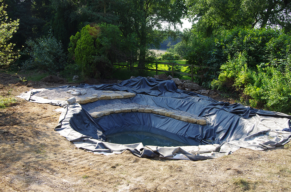 Natural swimming pools warwickshire swimming pond design staffordshire eco pools warwickshire Natural swimming pool builders
