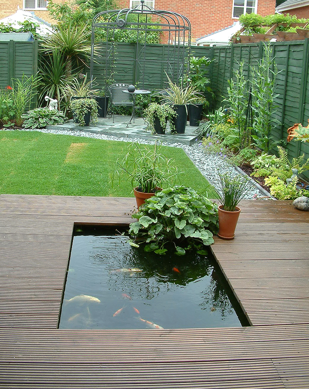 Pond Design Warwickshire, Swimming Ponds Staffordshire