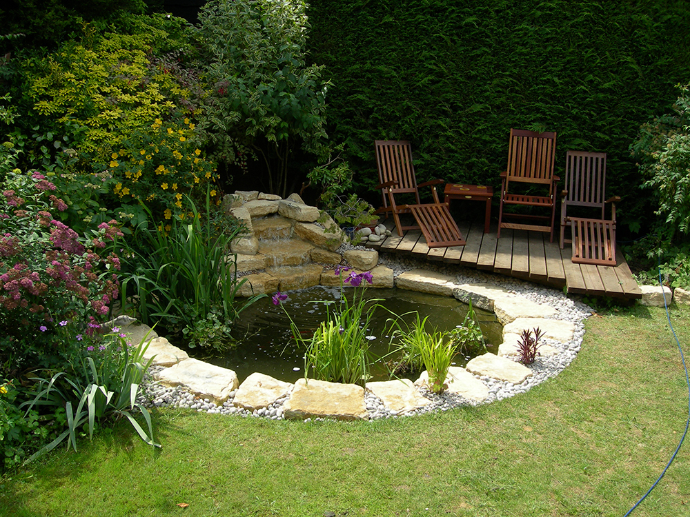 Pond Design Warwickshire, Swimming Ponds Staffordshire ...